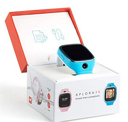 sitio autorizado oferta estilo distintivo Xplora 3s. Review del mejor Smartwatch para niños de 2019- Relojes  Infantiles