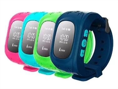 life button reloj para niños k911