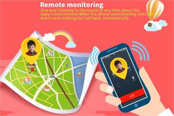 monitoreo remoto del niño