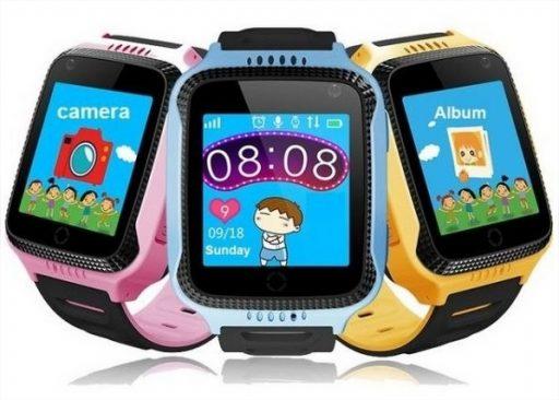 reloj localizador GPS para niños