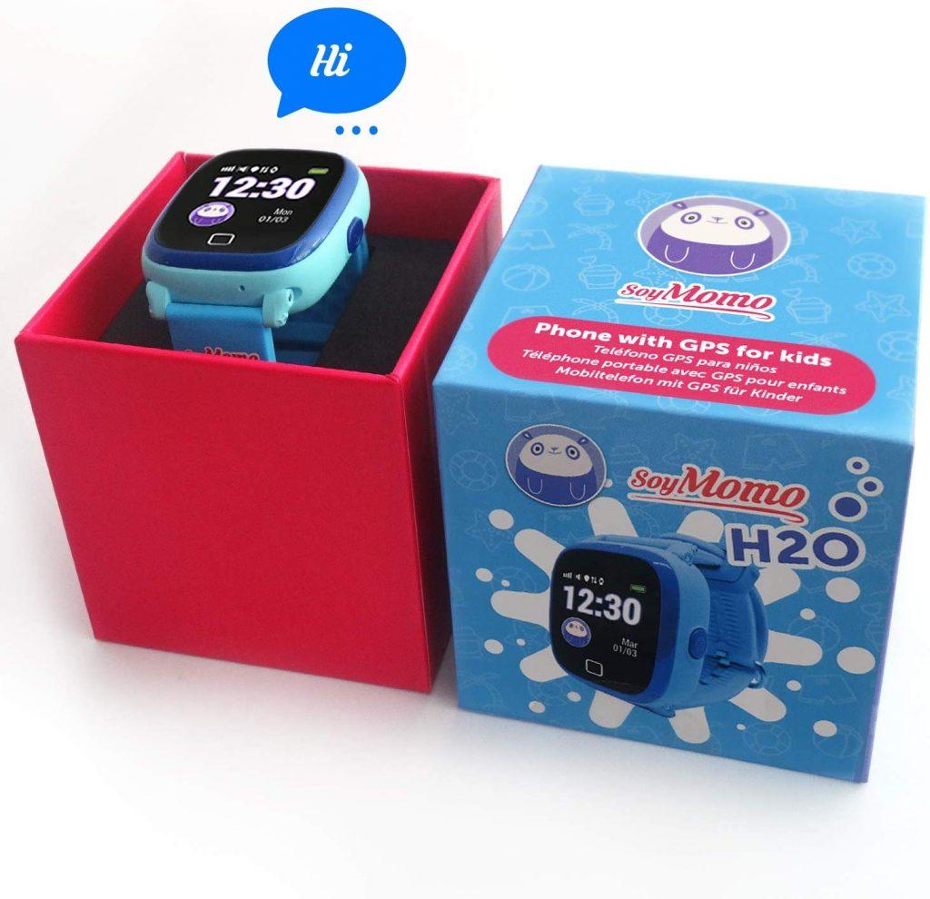 Pasteles Desviación Autenticación  ⌚ SoyMomo Reloj para niños con Localizador GPS 2021- Relojes Infantiles